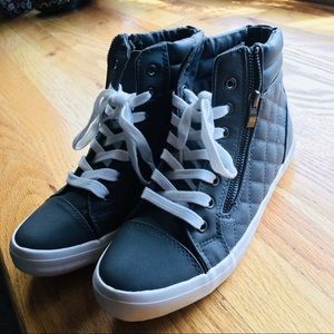 High top Sneakers NWOT